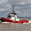 Zeebrugge in the new Kotug colours