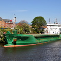 Arklow Fern departing Latchford 4th May 2017