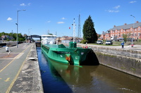 Arklow Field at Latchford Locks 5th May 2017