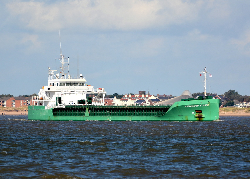 Arklow Cape IMO 9757096 2999gt Built 2016
