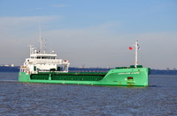 Arklow Cape inward for Ellesmere Port
