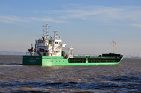 Arklow Cape passing Eastham