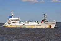 Encofrador passing Eastham September 19th 2020