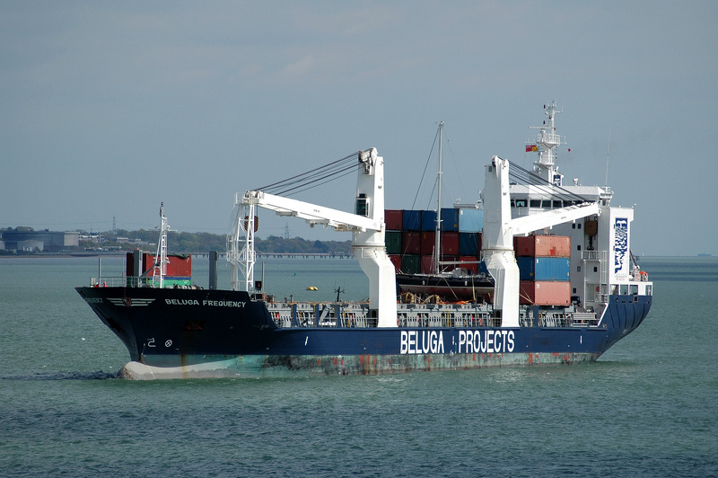 Beluga Frequency IMO 9437309 9611gt Built 2009 General Cargo Ship