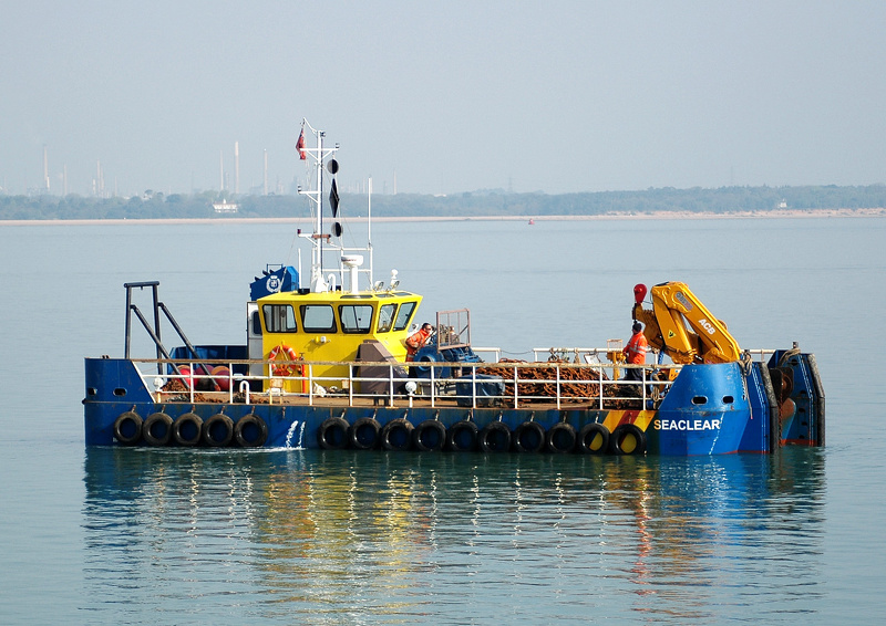 Seaclear Mulit Purpose Workboat