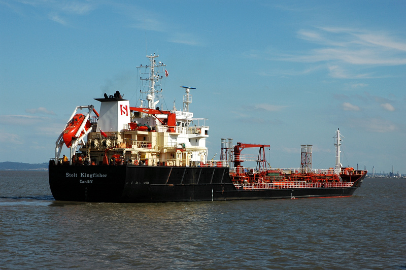 Stolt Kingfisher IMO 9154323 3726gt Built 1998 Chemical/Oil Products Tanker ex Multitank Batavia